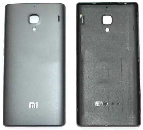 Задняя крышка Xiaomi Redmi grey , сменная панель сяоми ксиоми редми
