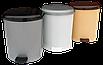 Пластиковые ведра для мусора