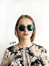 Сонцезахисні окуляри сині