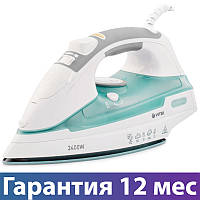 Утюг Vitek VT-1251, 2400 Вт, керамическое покрытие, брызгалка, отпаривание, антикапля