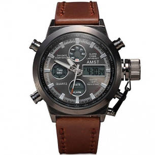 Мужские армейские наручные часы AMST Sport, фото 2