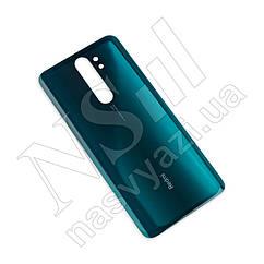 Задняя крышка XIAOMI Redmi Note 8 Pro зеленая