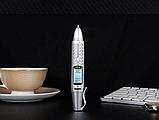 Ручка мобильный телефон портативный с камерой 0.08 MP и Bluetooth AK 007 (Серый), фото 2