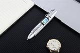Ручка мобильный телефон портативный с камерой 0.08 MP и Bluetooth AK 007 (Серый), фото 3