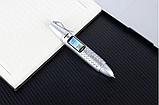 Ручка мобильный телефон портативный с камерой 0.08 MP и Bluetooth AK 007 (Серый), фото 5