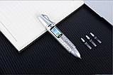 Ручка мобильный телефон портативный с камерой 0.08 MP и Bluetooth AK 007 (Серый), фото 8