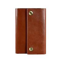 Кожаный блокнот (Софт-бук) Blanknote 5.0 светло-коричневый