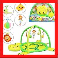 Коврик для малышей Развивающий коврик для ребенка с рождения