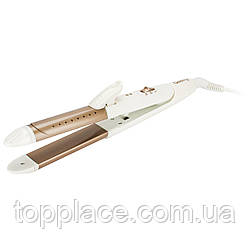 Мультистайлер Geemy GM-2961, White-Gold