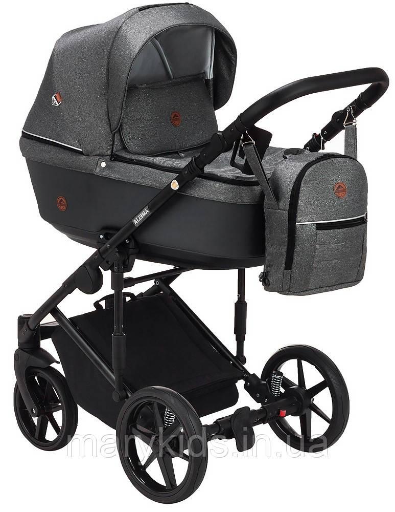 Детская универсальная коляска 2 в 1 Adamex Amelia Lux AM288