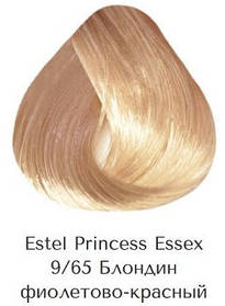 Estel Princess Essex 9/65 Блондин фіолетово-червоний