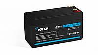 Аккумулятор для ИБП 12В 1,3Ач Merlion / AGM GP1213F1 12 V 1,3Ah / ШхДхВ 98x43x58 / Q20