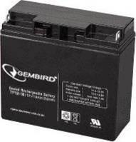 Аккумулятор для ИБП 12В 17Ач EnerGenie  / BAT-12V17AH4 / ШхДxВ 180x76x165