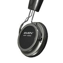 Наушники с микрофоном Sven AP-520 Black, гарнитура, фото 3