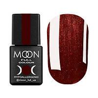 Гель-лак Moon Full № 316 (розовый шоколад с шиммером), 8 мл