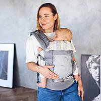 "Эрго Рюкзак ""Дзен"" слинг переноска Лав & Кери Air X Love Baby Carriers ерго cлiнг sling"