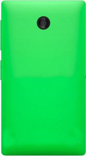 Задняя крышка Nokia X Dual Sim (RM-980) green, сменная панель нокиа нокия х