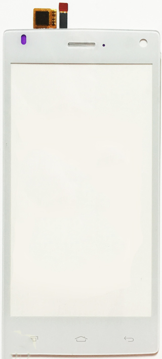 Модуль FLY FS452 Nimbus 2 white дисплей экран, сенсор тач скрин Флай