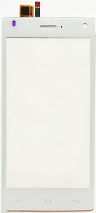 Модуль FLY FS452 Nimbus 2 white дисплей экран, сенсор тач скрин Флай, фото 2