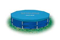 Чехол Intex 58411 для каркасного круглого бассейна, диаметр — 366см