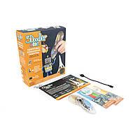 Уценка 3D-ручка 3Doodler Start для детского творчества - КРЕАТИВ (48 стержней, прозрачная)