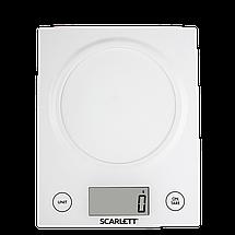 Весы с чашей кухонные Scarlett SC-KS57B10, электронные весы с тарой для кухни, електронні кухонні ваги, фото 3