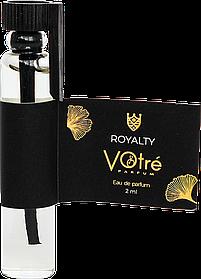 Парфюмированная вода VOTRE Parfum Royalty 2 ml (9000007106_УН000015880)