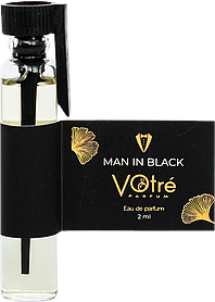 Парфюмированная вода VOTRE Parfum Man in Black 2 ml (9000008482_УН000015879)