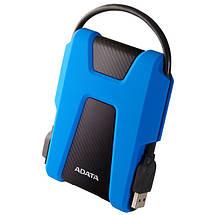 """Внешний жесткий диск 1 Тб/Tb A-Data DashDrive HD680, Blue/Black, 2.5"""", USB 3.1 (AHD680-1TU31-CBL), фото 3"""