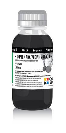 Чернила ColorWay Canon PG-37/40/50/440/510/512, PGI-5/520/425, CLI-8/521/426, Black, 100 мл (CW-CW520BK01),, фото 2