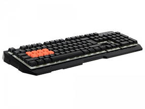 Игровая клавиатура A4 tech Bloody B188, USB Black, геймерская клавиатура, фото 3