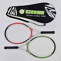 Ракетка для тенниса С 34451 (30) 1 шт в чехле