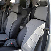 Чехлы на сиденья Mazda CX-5 2011-2014 из Экокожи (Союз АВТО), полный комплект (5 мест) Мазда СХ-5