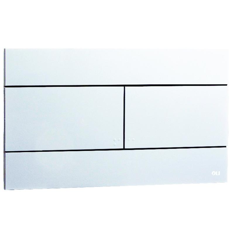 Slim панель, белая
