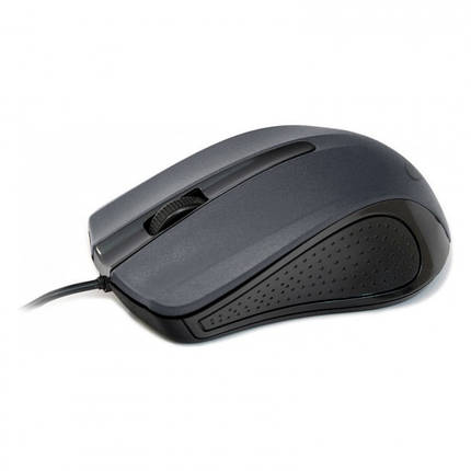 Мышь Gembird MUS-101, оптика, Black USB, мышка, фото 2