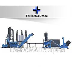 Линия Гранулирования MLG 1000 (COMBI). Полный комплекс от измельчения до фасовки и упаковки гранулы.