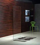 Стенка Walk-In 90*190см, каленое прозрачное стекло 8мм, фото 2