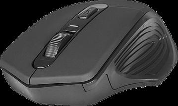 Беспроводная мышка Defender Datum MB-345, Black, компьютерная мышь дефендер для ПК и ноутбука, фото 2