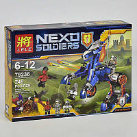 "Конструктор ""NN"" 79236 (60) 249 дет, в коробке"