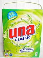 Универсальный стиральный порошок Una Classic, 6 кг (80 стирок) Германия