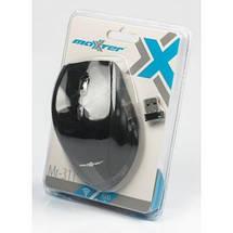 Беспроводная мышка Maxxter Mr-311, Black, компьютерная мышь макстер для ПК и ноутбука, фото 3