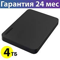 "Внешний жесткий диск 4 Тб Toshiba Canvio Basics, Black, 2.5"", USB 3.0 (HDTB440EK3CA)"