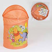 Корзина для игрушек А 01447 (60) в кульке