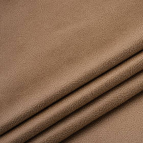 Искусственная замша для перетяжки мягкой мебели Амели бежевого цвета