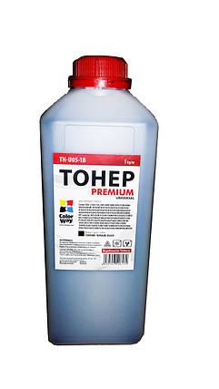 Тонер HP Универсальный P1005/P1505/P2015/P2035/P2055/P4015, 1 кг, ColorWay Premium (TH-U05-1B), фото 2