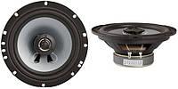 Автомобильная акустика Kicx PD-652 (16см). Коаксиальные 2-полосные динамики
