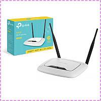 Wi-Fi роутер TP-LINK TL-WR841N, вай фай маршрутизатор тп линк, тп лінк 841
