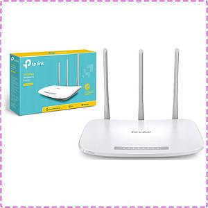 Wi-Fi роутер TP-LINK TL-WR845N, вай фай маршрутизатор тп лінк, тп лінк 845