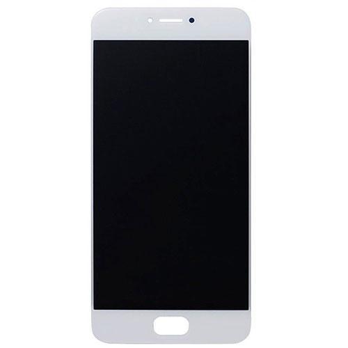 Модуль Meizu M5c (версия M710h) white дисплей экран, сенсор тач скрин Мейзу