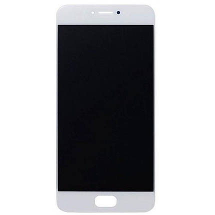 Модуль Meizu M5c (версия M710h) white дисплей экран, сенсор тач скрин Мейзу, фото 2